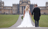 Blenheim Palace Wedding Photography in Oxfordshire by Neil Hanson
