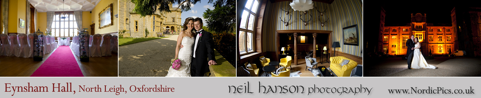 Wedding Photography at Eynsham Hall North Leigh Oxfordshire by Neil Hanson Photography