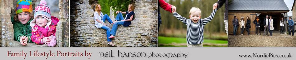 Oxfordshire Family Lifestyle Portraits by neil Hanson Photography