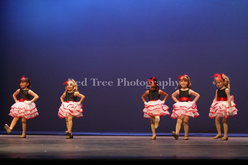 Four Year Old Tap Dance