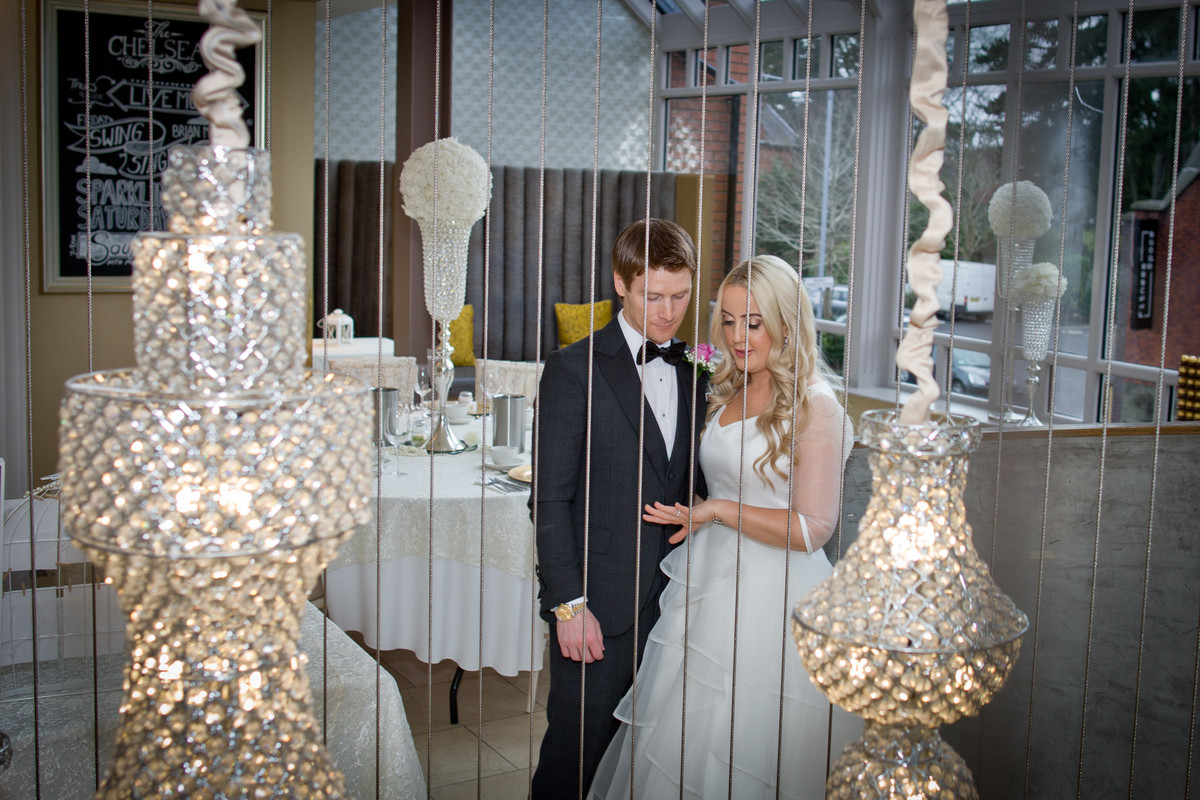 wedding photography at The Chelsea , Belfast